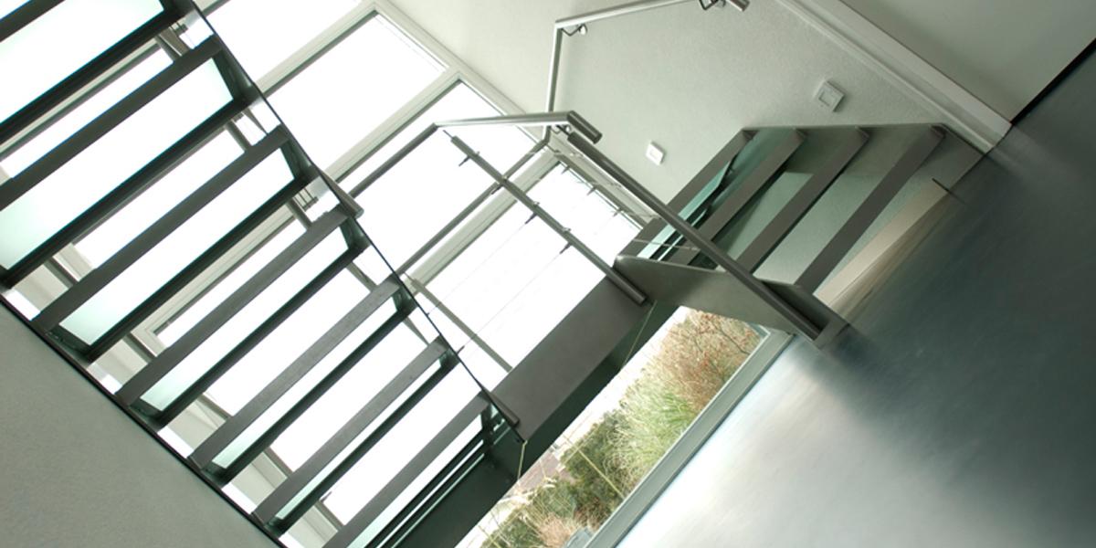 Nieuwe trap Hoogeveen